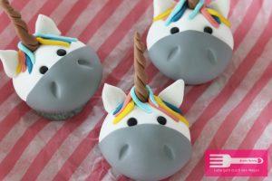 Einhorn Muffins  Sandras Kochblog