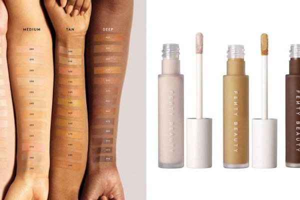 FENTY BEAUTY LAUNCHED NEW 50 SHADES OF CONCEALER