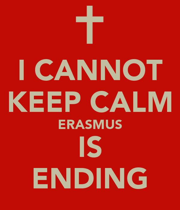 ENDING OF MY ERASMUS JOURNEY