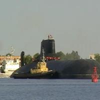 Krievu - ķīniešu manevri Baltijas jūrā