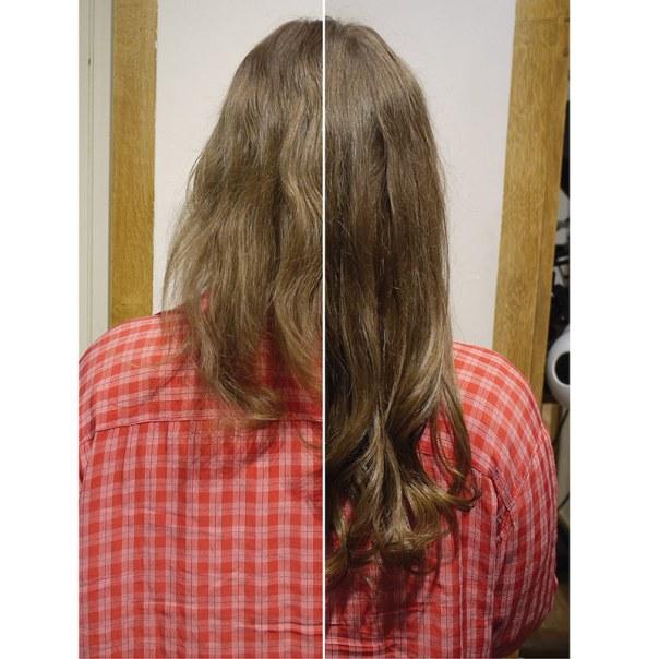 Des extensions de cheveux qui n'abiment pas, mais qui au contraire la respecte et lui permet de pousser normalement