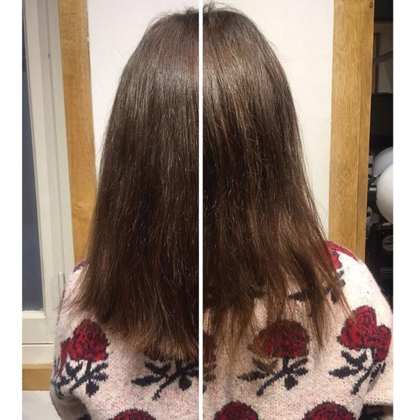 Les extensions servent aussi à densifier une chevelure pour simplement améliorer le résultat final et le coiffage quand on à un cheveu fin.