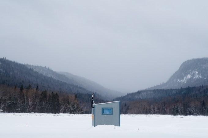 Cabane à Baie Eternité