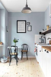 artcile astuces pour décorer une petite cuisine garder l'éssentiel