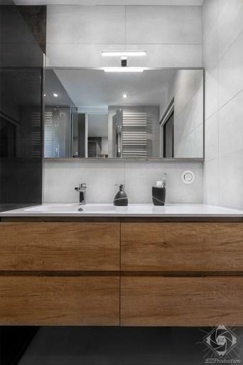 Meuble salle de bain Projet Vif
