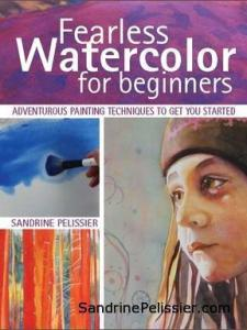 fearless watercolor for beginners book