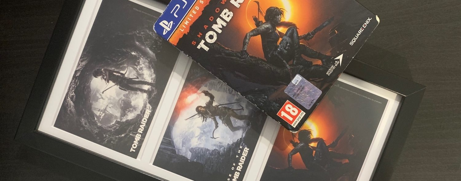 La Steelbook di Shadow of The Tomb Raider è un piccolo gioiello