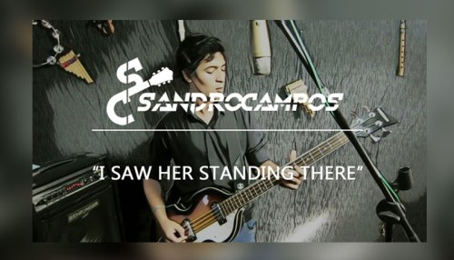 I Saw Her Standing There (The Beatles Cover)