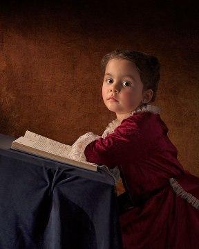 5-year-old-daughter-classic-paintings-bill-gekas-1