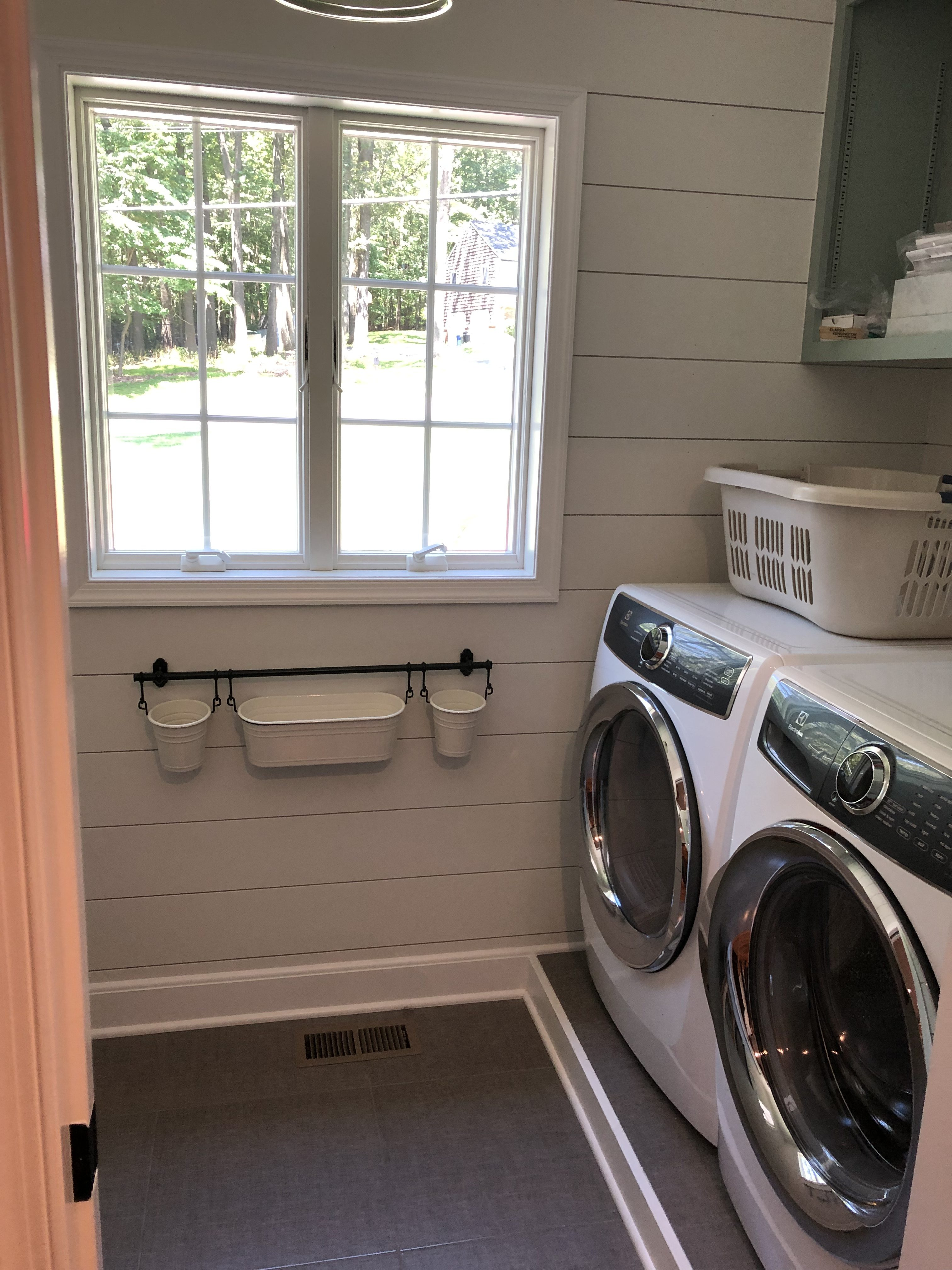 Additions laundry room