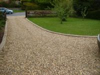 Types of Driveways - Sand Seal Paving