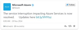 azure-outage-tweet