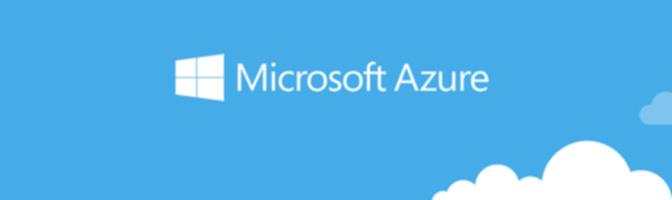 Azure: Microsoft Azure Script Center