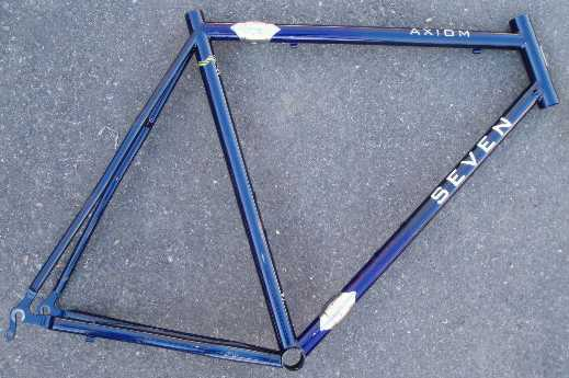 Seven Axiom Retrofit By Bilenky Cycle Works