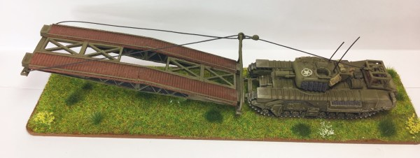 15mm Churchill avre fittings & sbg bridge conversion