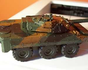 Amx 10 rc armoured car
