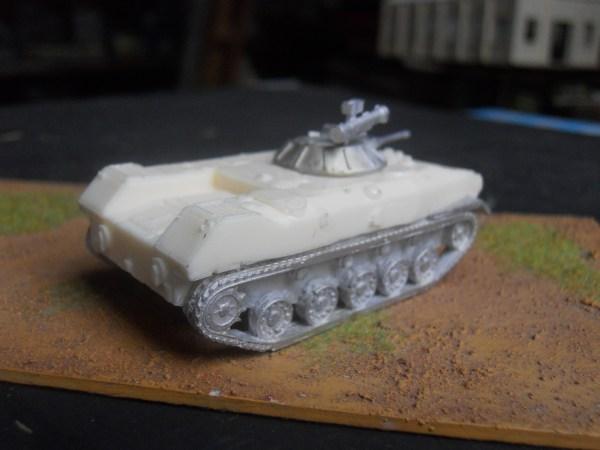 Russian VDV BMD1 apc