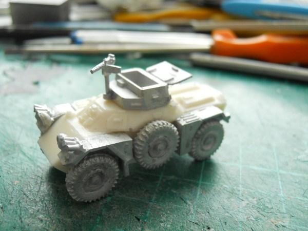 Ferret mk 1/1 armoured car