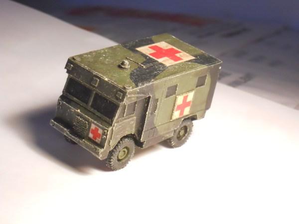 101 FC Land Rover Ambulance