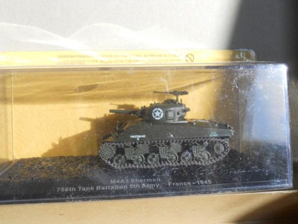 Altaya M4A3 105mm Sherman