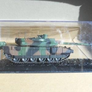 Amercom diecast 1/72 Leclerc tank
