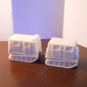 Bv 206 over snow vehicle