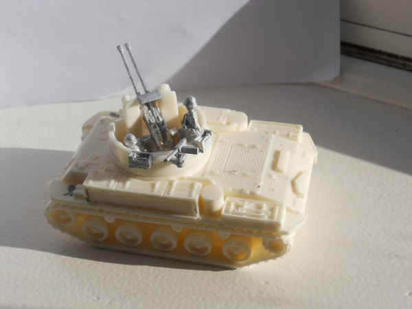 M42 duster A/A tank