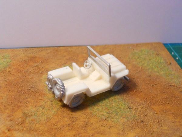 Basic Ford MUTT 4x4