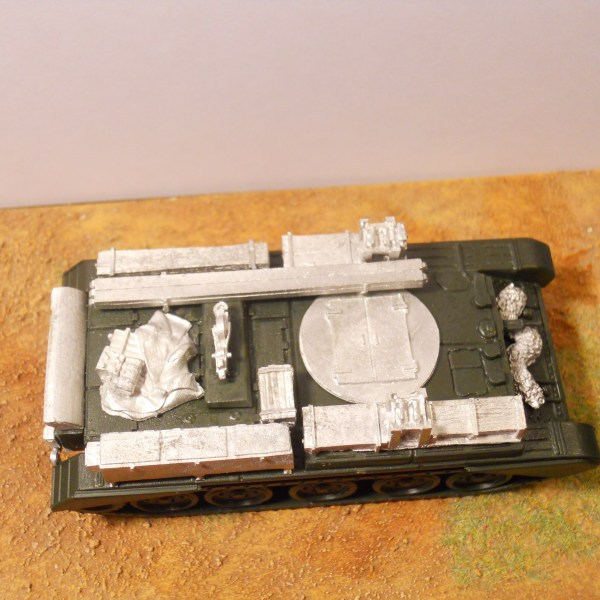 1/72 Cromwell arv conversion kit