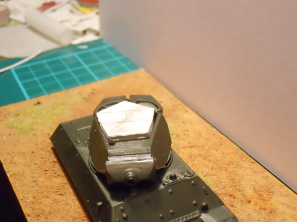 1/72 Armourfast M10 & armoured roof offer