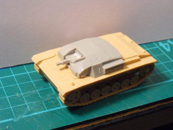 1/72 Armourfast Stulg33b & Stug3b conversion kit offer
