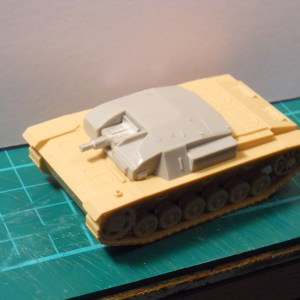 1/72 Armourfast Stulg33b & Stug3b conversion kit offer