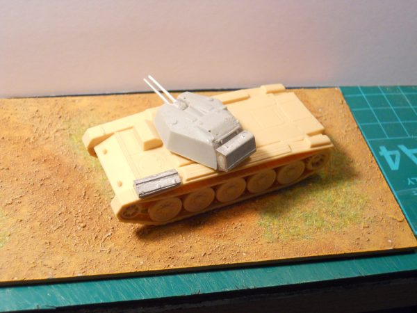 Crusader AA mk2 conversion kit