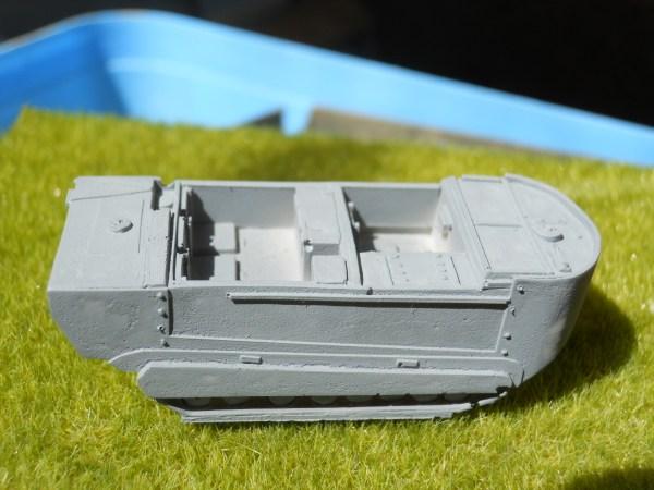 M29c Weasel amphibious vehicle