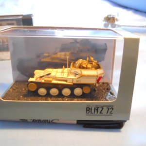 Blitz models German 1/72 flak 38t
