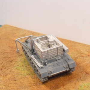 15mm Bergpanzer 3 ARV conversion kit
