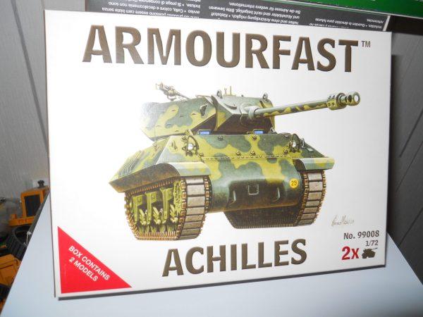 Armourfast M10 Achillies sp gun