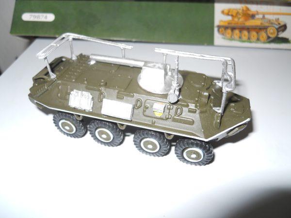 """BTR-60R-145BM """"Chaika"""" conversion"""