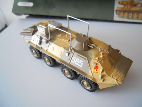 BTR 70 Command conversion