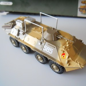 BTR 70 Command conversion