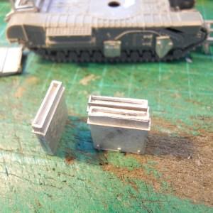 Single 15mm PSC Churchill & deep wading trunks offer