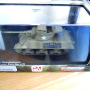 Hobbymaster 1/72 M36 Jackson tank destroyer & stowage offer