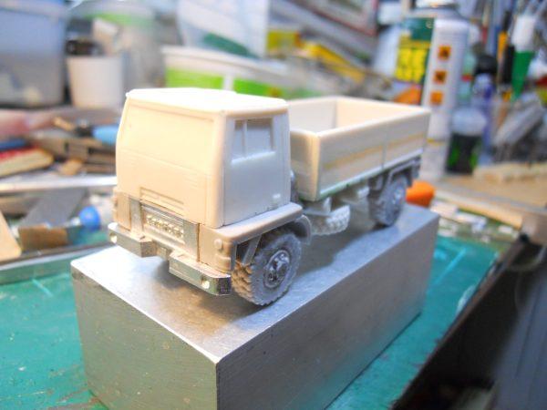 Bedford TM 4x4 open or tilted