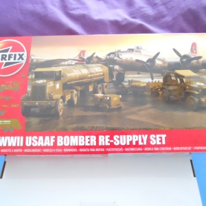 Airfix U.S. Air Force bombing and refueling set