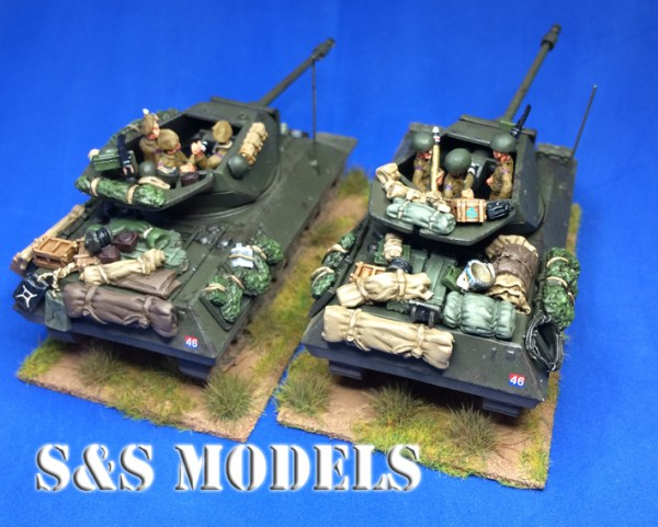 1/72 Armourfast M10 upgrade kit (twin)