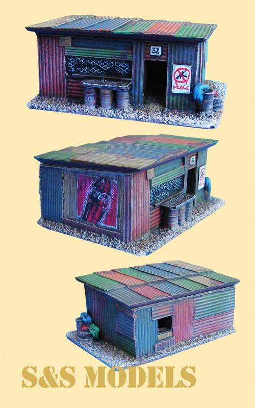 Shanty Shop or Cafe