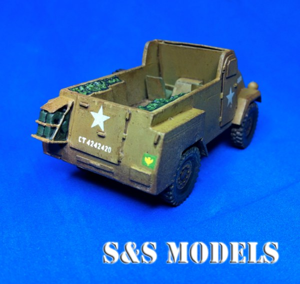 CMP C15 ta armoured truck