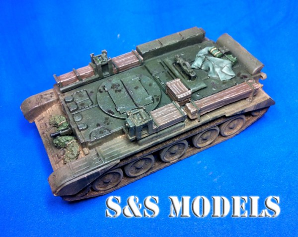 1/72 Armourfast Cromwell (x2) & 1 x Cromwell arv conversion kit offer