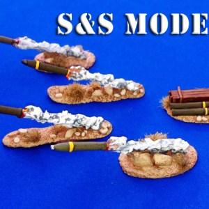 Modern heavy weapons