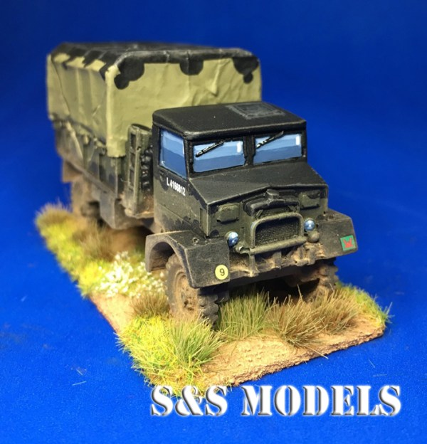 Karrier K6 3 ton 4x4 GS truck